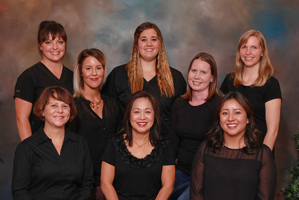 Tietan Dental Office Staff